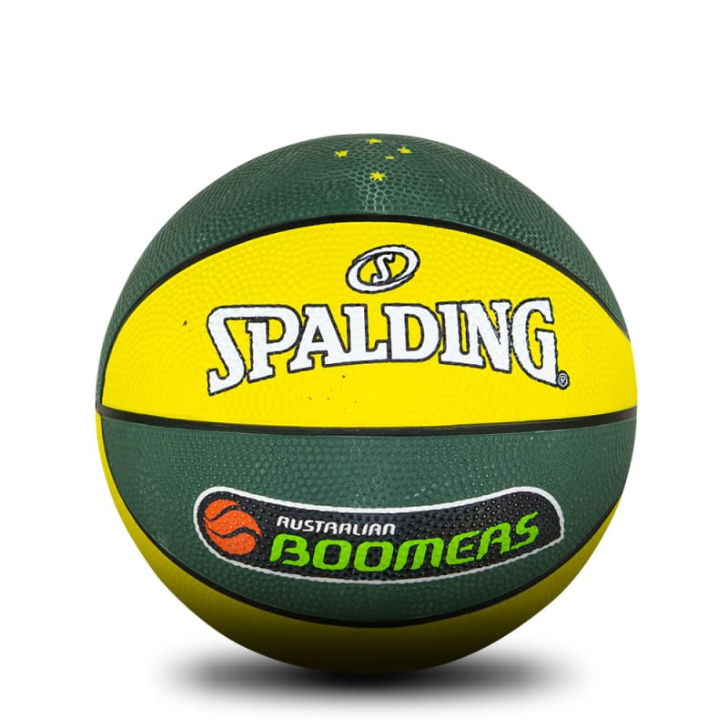 Boomers Rubber Basketball - Size 3