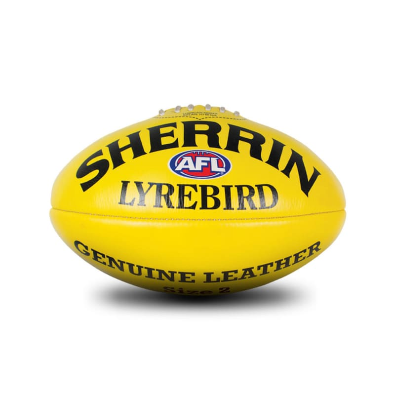 Lyrebird - Yellow Size 2
