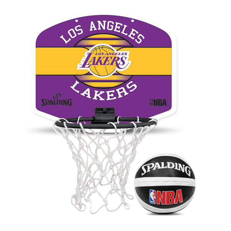 NBA Mini Backboard - LA Lakers