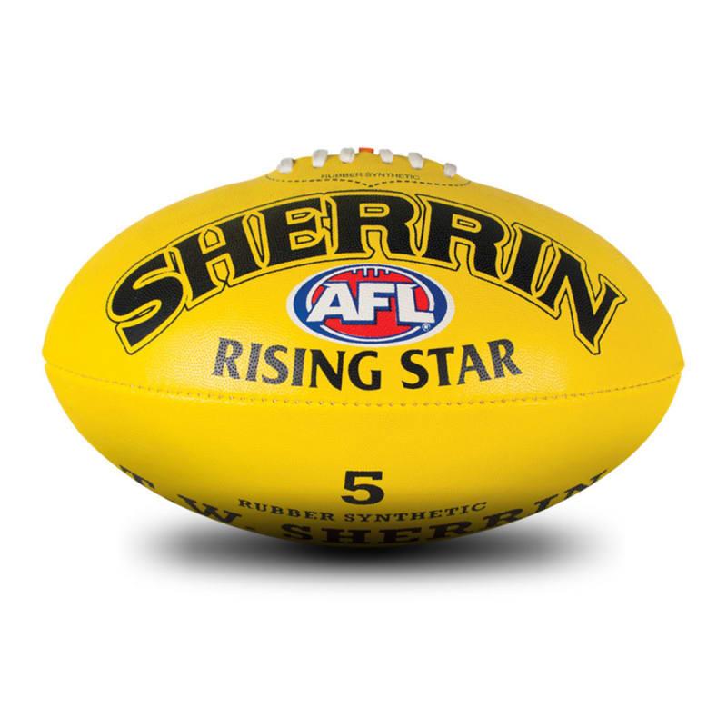 Rising Star - Yellow Size 5