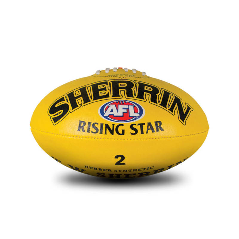 Rising Star - Yellow Size 2