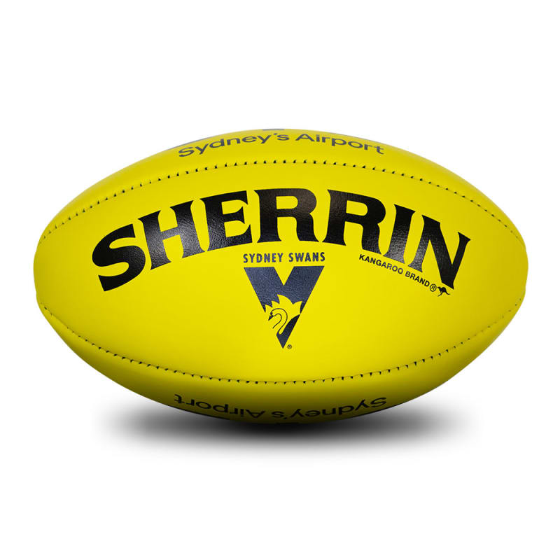 Sydney Game Ball - Yellow
