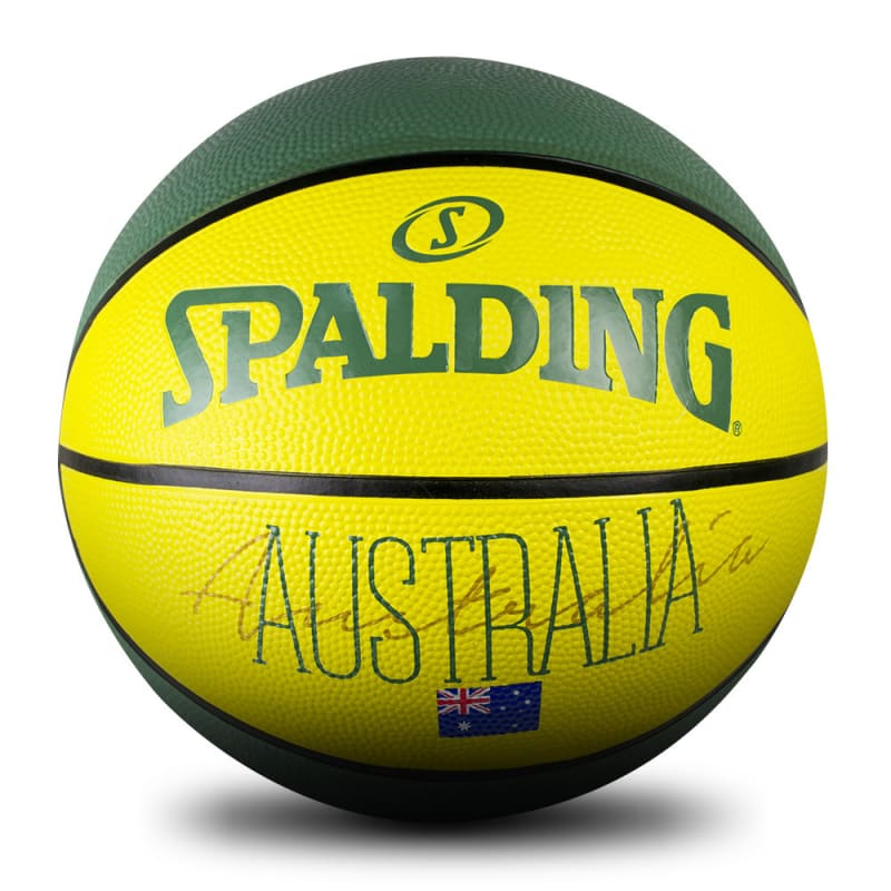 Australia Rubber Basketball