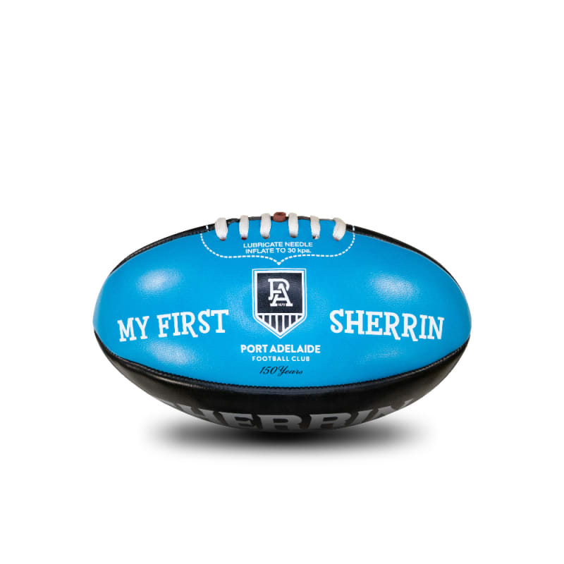 My First Sherrin - AFL Team - Port Adelaide