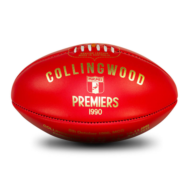 1990 Retro Premiers Ball - Collingwood Magpies