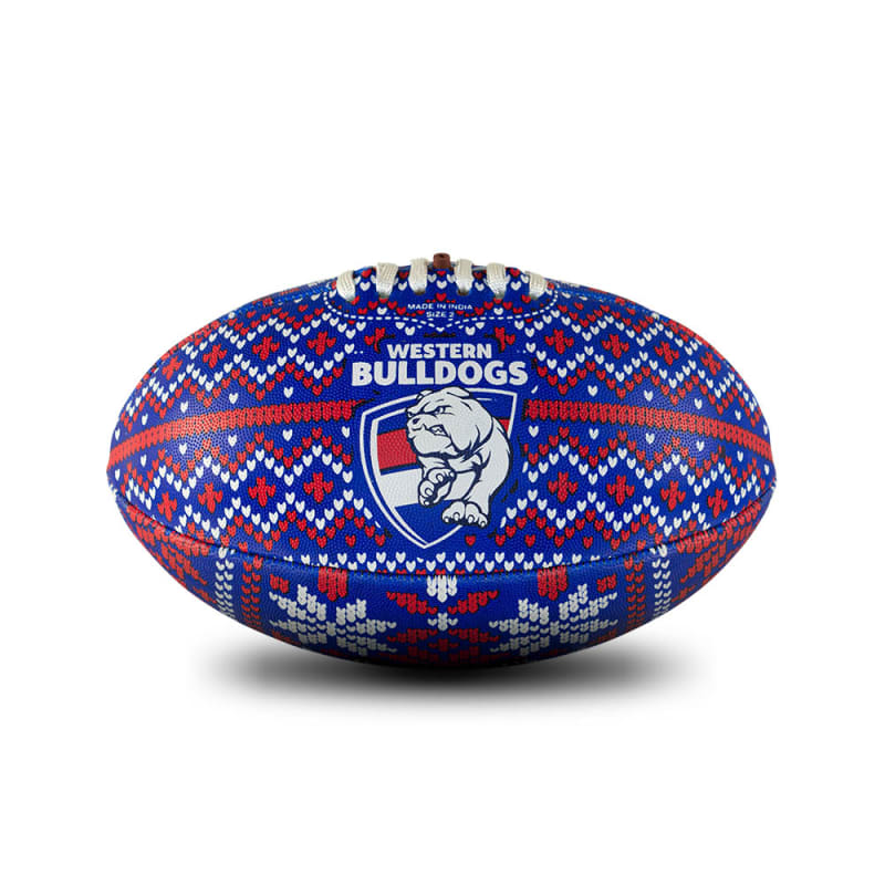 Sweater Ball - Western Bulldogs