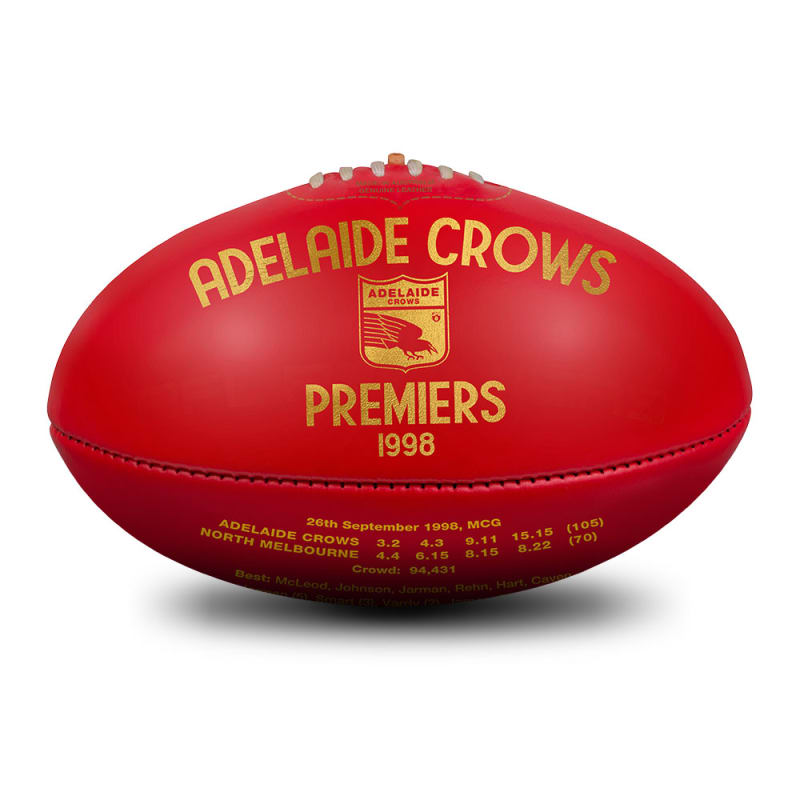 1998 Premiers Ball - Adelaide Crows