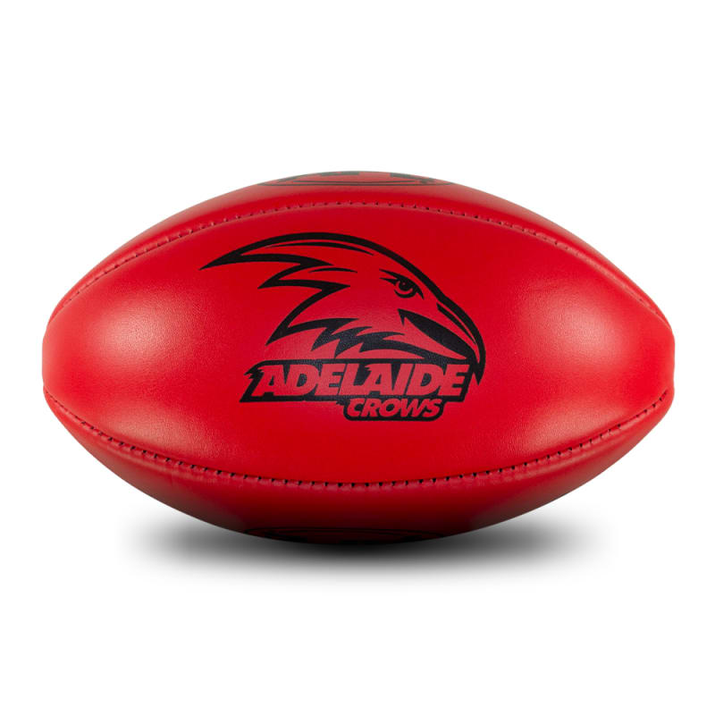 Personalised Leather KB Red - Adelaide Crows