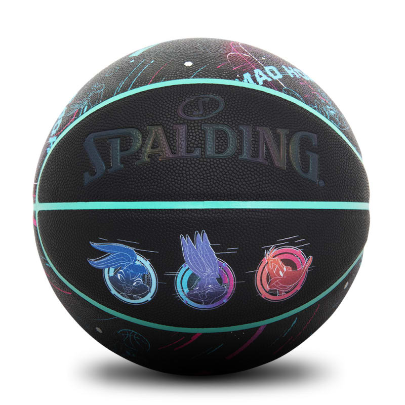 Spalding® x Space Jam: A New Legacy Tune Squad 'Shine' Composite Basketball