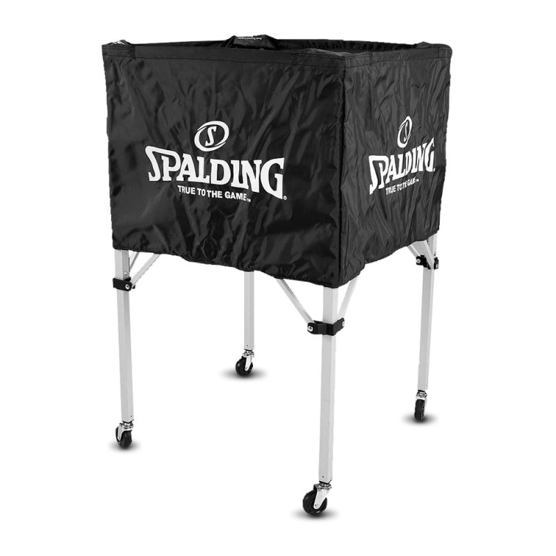 Ball Cart with Travel Bag - Holds 15 Balls
