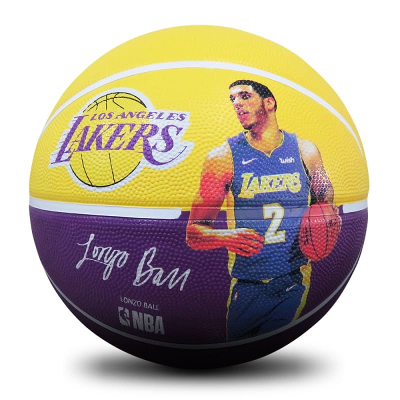 NBA Player Series - Lonzo Ball - Size 7