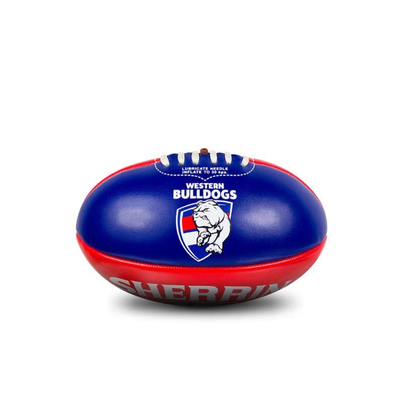 Softie Ball - Western Bulldogs