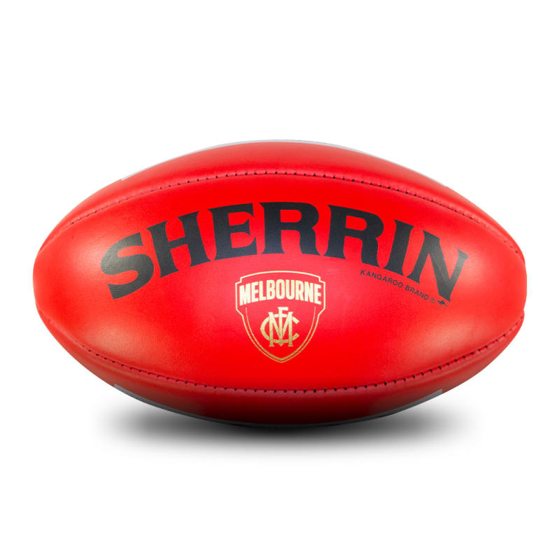 Melbourne Game Ball - Red
