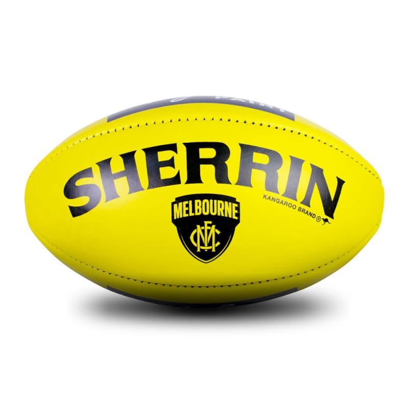 Melbourne Game Ball - Yellow