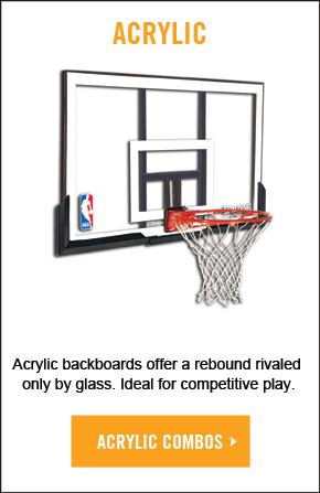 Acrylic Backboard Combo