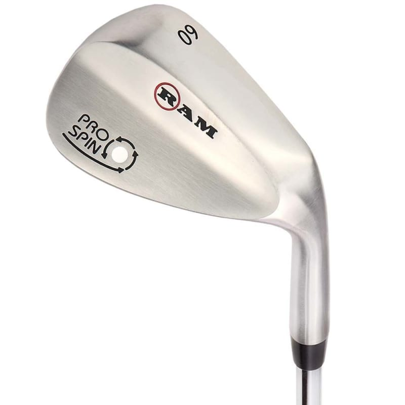 1fc38f51be60 OPEN BOX Ram Golf Pro Spin 3 Wedge Set - 52° Gap
