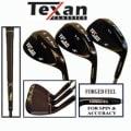 Texan Golf Gun Metal Wedge - Choice of lofts