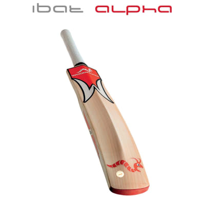 Woodworm iBat Cricket Bat Alpha