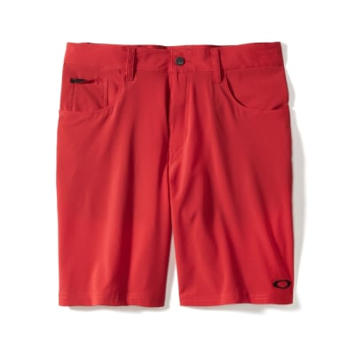Oakley 50S Stretch Golf Shorts - Red
