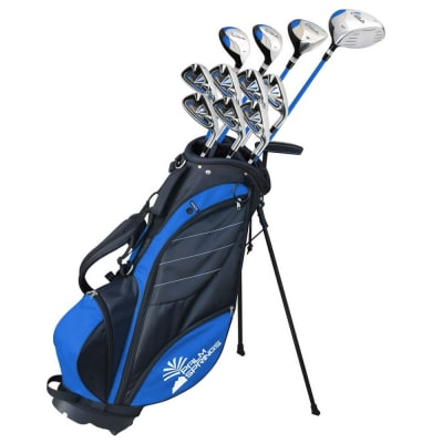 Palm Springs Visa V2 Graphite/Steel Golf Club Set