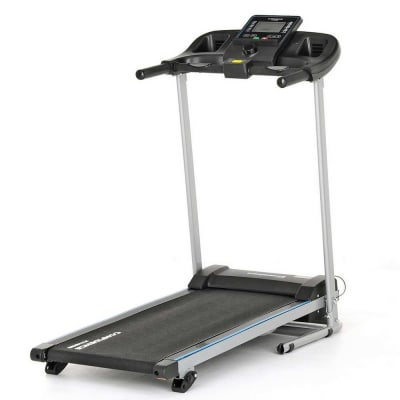Confidence Fitness TP-2 Electric Treadmill Motorised Running Machine with Incline