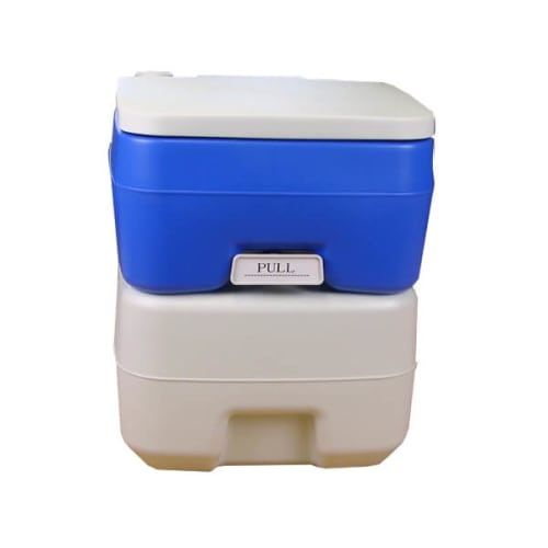20L Portable Toilet for Camping and Outdoors