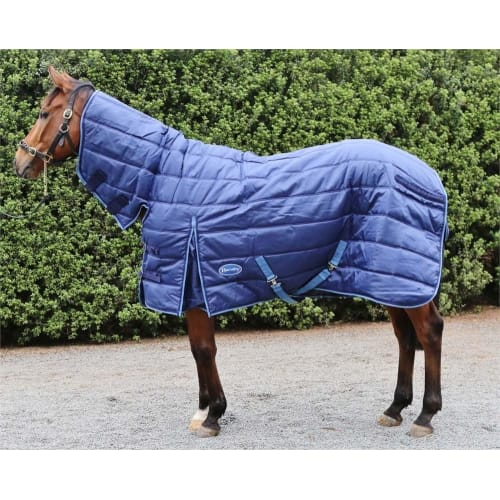 OPEN BOX Barnsby Equestrian Horse Stable Rug / Blanket - With Neck Combo