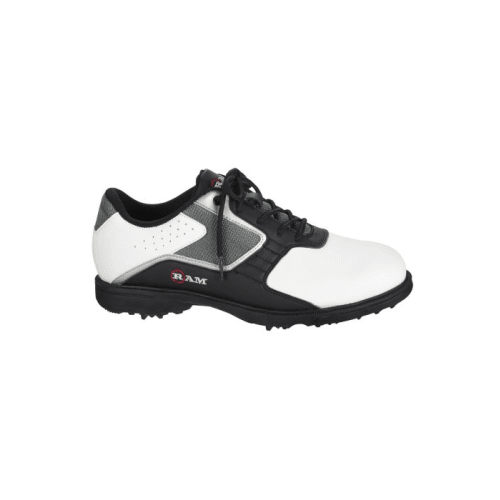 Ram Men's Cato Golf Shoes, White