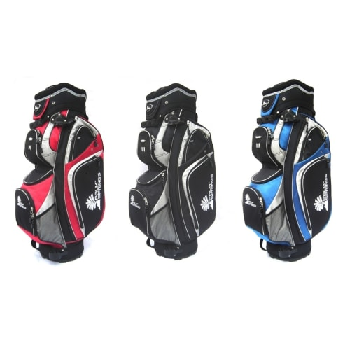 Palm Springs Golf 14 Way Divider Top Golf  Trolley Bag