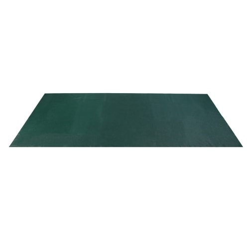 Palm Springs Outdoor 3x6m Party Tent / Gazebo Flooring Rubber Mesh Mat Rug for Non-Slip Grass/Turf Protection