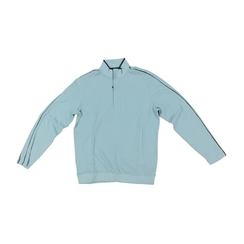 Ashworth French Rib Half Zip Pullover