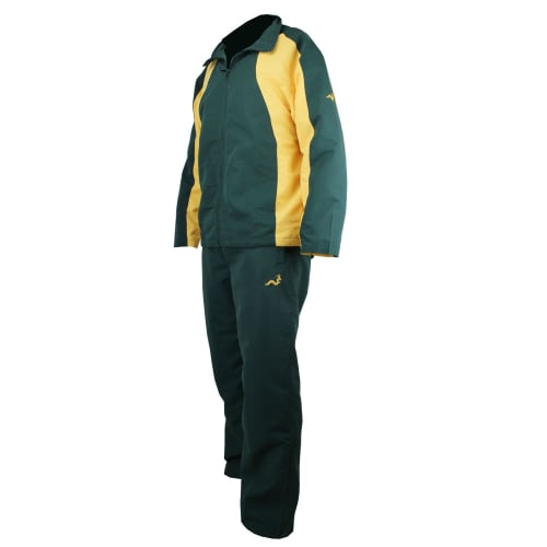 Woodworm Pro Series Tracksuit Green