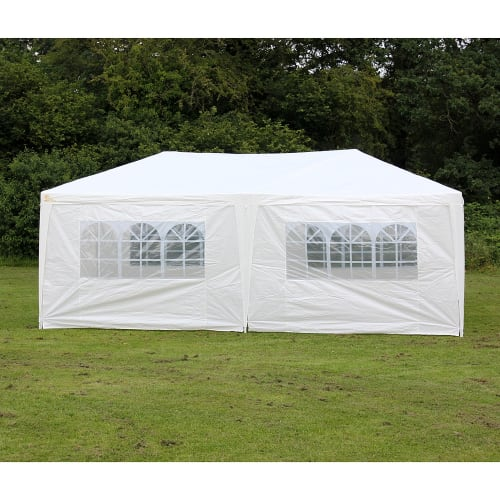 Palm Springs 10' x 20' Party Tent Marquee w/ 6 Sides