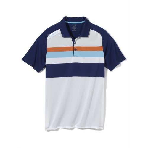 Oakley Cascade Polo - Blue Depths