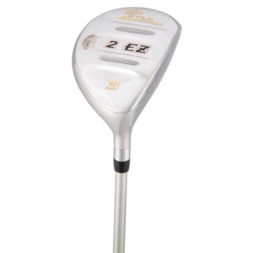 Palm Springs Low Profile Fairway Woods for Ladies