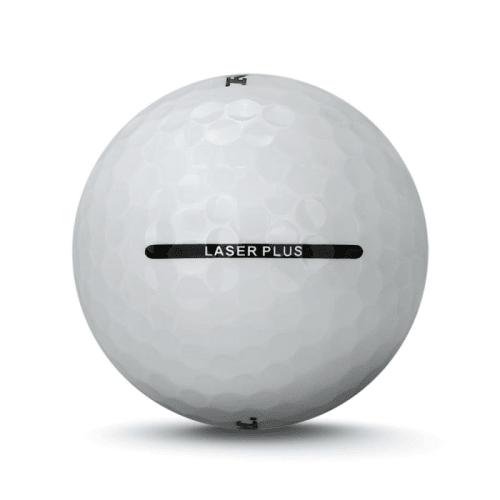 72 RAM Golf Laser Plus Golf Balls - White
