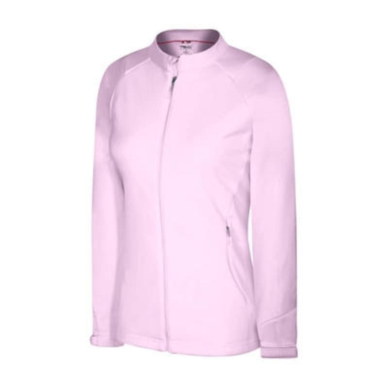 Adidas Ladies ClimaProof Full Zip 3 Lines Jacket