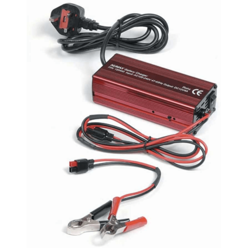 Numax 12 volt 2 amp Golf Battery Charger