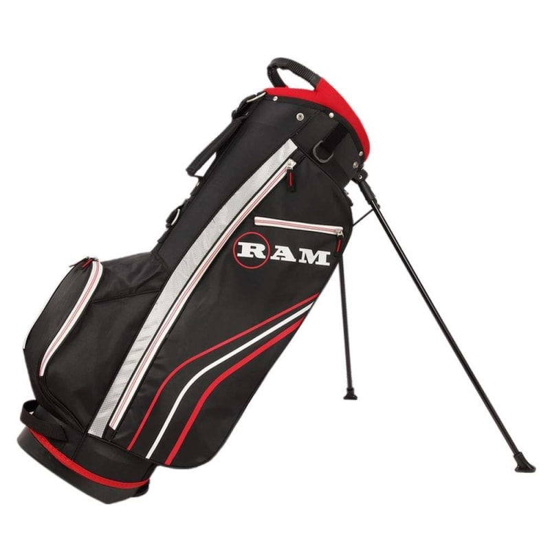 Ram Golf Accubar Golf Clubs Set - Graphite Shafted Woods and Irons - Mens Right Hand #7