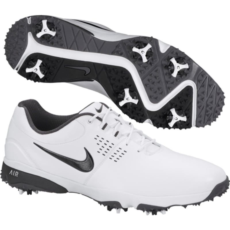 Nike Golf Air Rival III Golf Shoes - White
