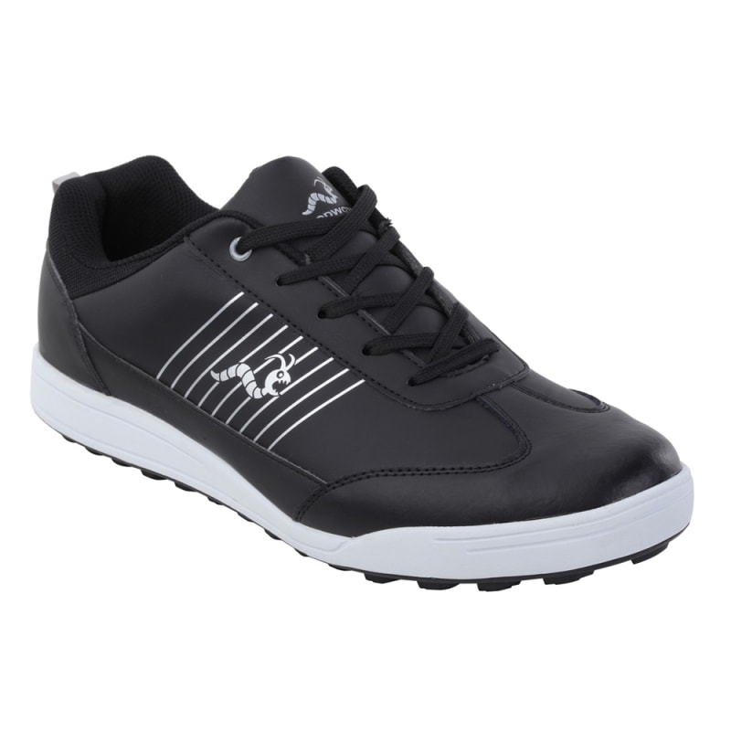Woodworm Surge Golf Shoes Black