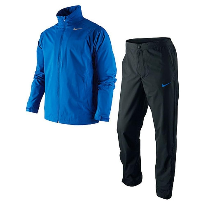 Nike Storm-FIT Waterproof Suit - Blue/Black