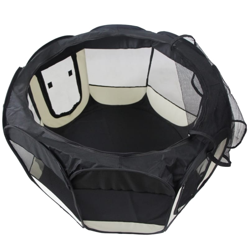 Confidence Pet Soft Fabric Playpen - Large #4