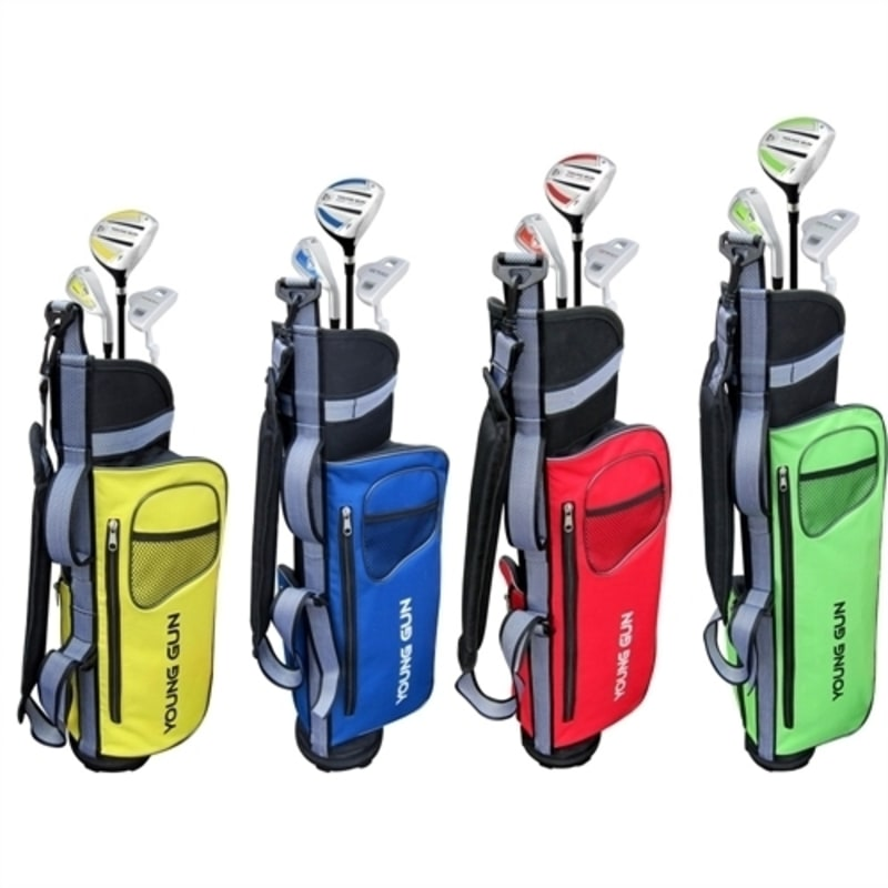 OPEN BOX Young Gun SGS Junior Eagle Golf Set - Right Hand