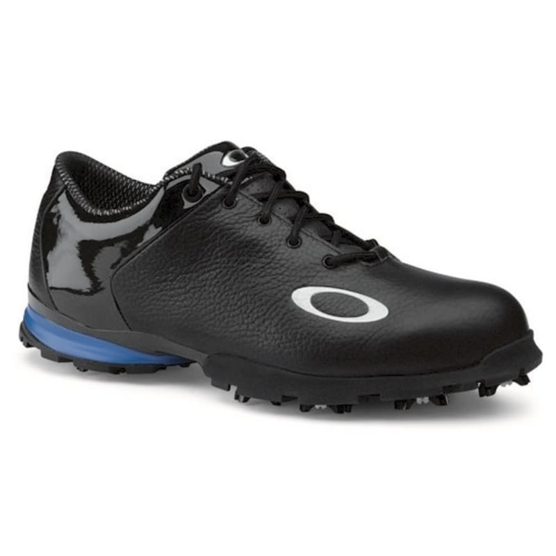 Oakley Blast WP Leather Wide Fit Golf Shoes - Black