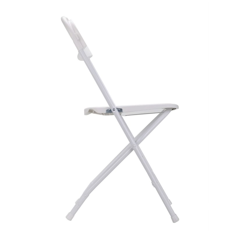 Palm Springs Heavy Duty Folding Plastic/Steel Chairs – 4 PACK #5