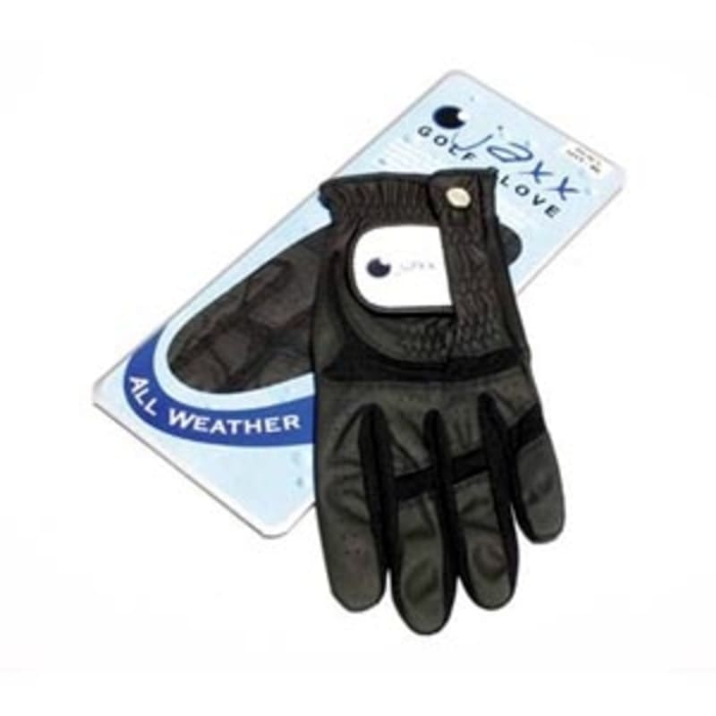 Jaxx Ladies Left Hand Golf Gloves for Right Hand Golfer