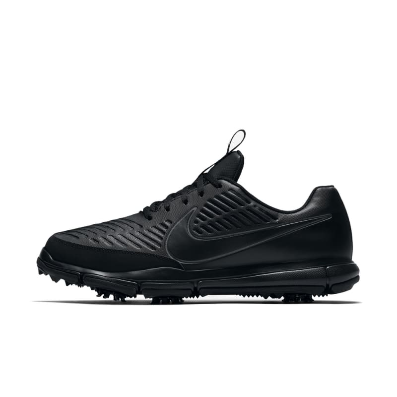 Nike Explorer 2 S Golf Shoes - Black