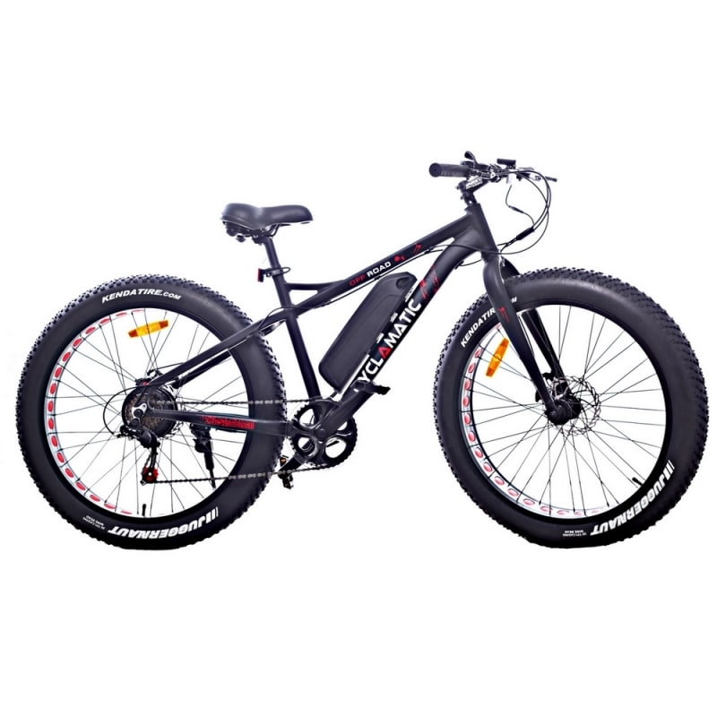 EX-DEMO Cyclamatic Fat Tire Electric Mountain Bike / eBike