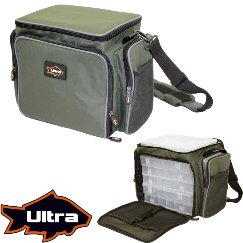 Ultra Fishing Box Bag